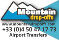 Mountain Drop-Offs Airport Transfers